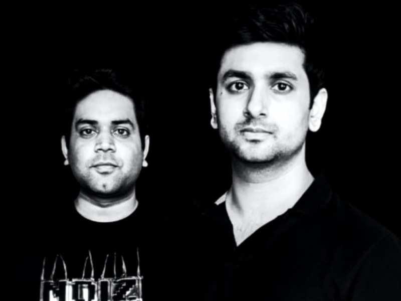 (L-R): Himanshu Chhabra and Keshav Bhardwaj aka Klipr
