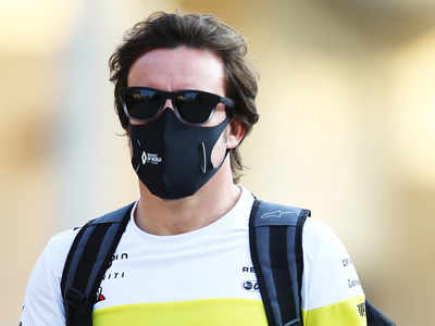 Alonso makes light of 'young driver' test concern