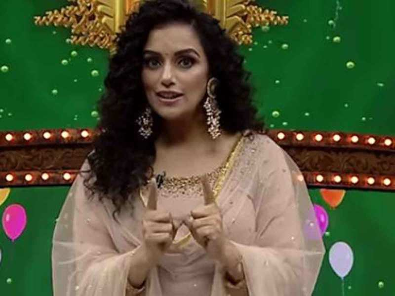 Shwetha Menon: I was thrilled to return to sets with the positive energy of Funny Nights