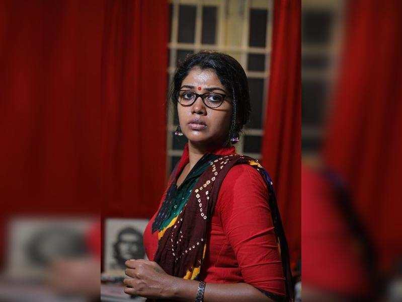 Riythvika calls Irandam Ulagaporin Kadaisi Gundu, a soulful film