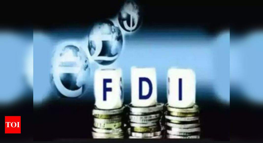 Image of article 'FDI equity inflows into India cross $500 bn milestone'