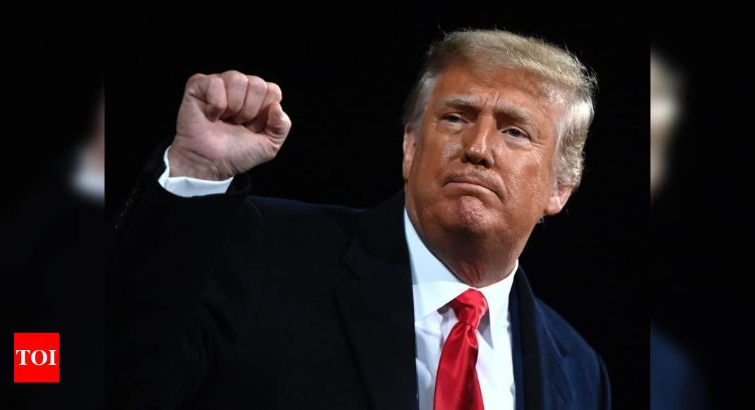 Trump tactics to overturn election could have staying power - Times of India