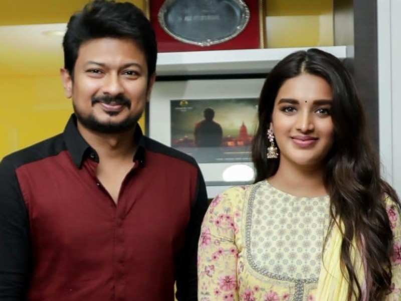 Udhayanidhi Stalin begins shooting for his film with Magizh Thirumeni