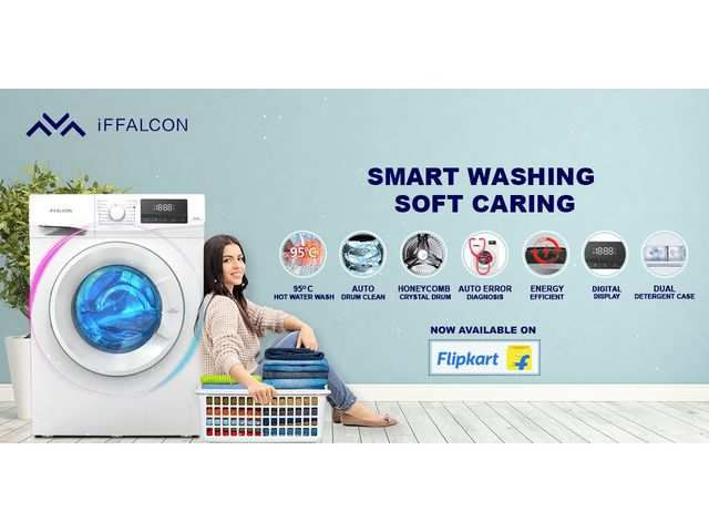 iFFALCON enters home appliances segment, launches washing machine