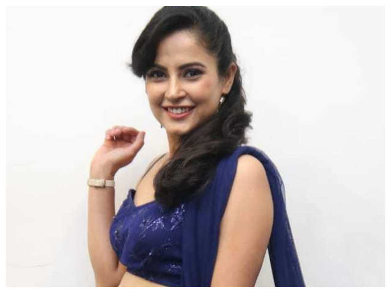 Disha Pandey is a research student in her Kollywood comeback