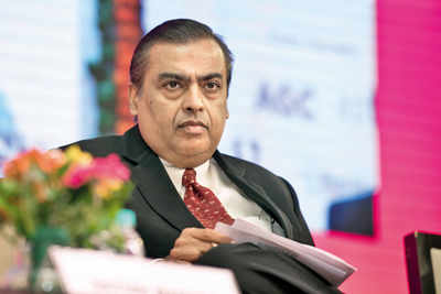 Mukesh Ambani calls for policy steps for early 5G rollout, affordable smartphones
