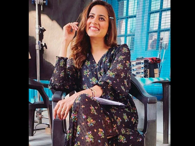 Did you know Sargun Mehta wanted to be a businesswoman once?