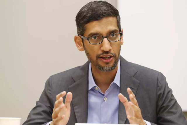 Google CEO says company will review AI scholar's abrupt exit