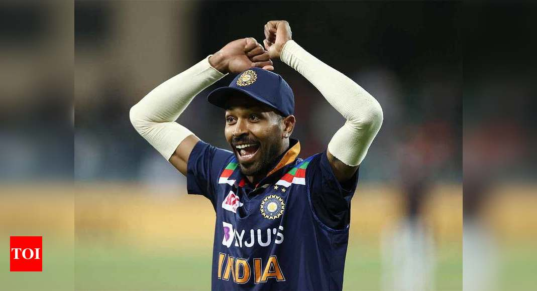 How match winner Hardik Pandya was almost not picked for Australia tour | Cricket News - Times of India