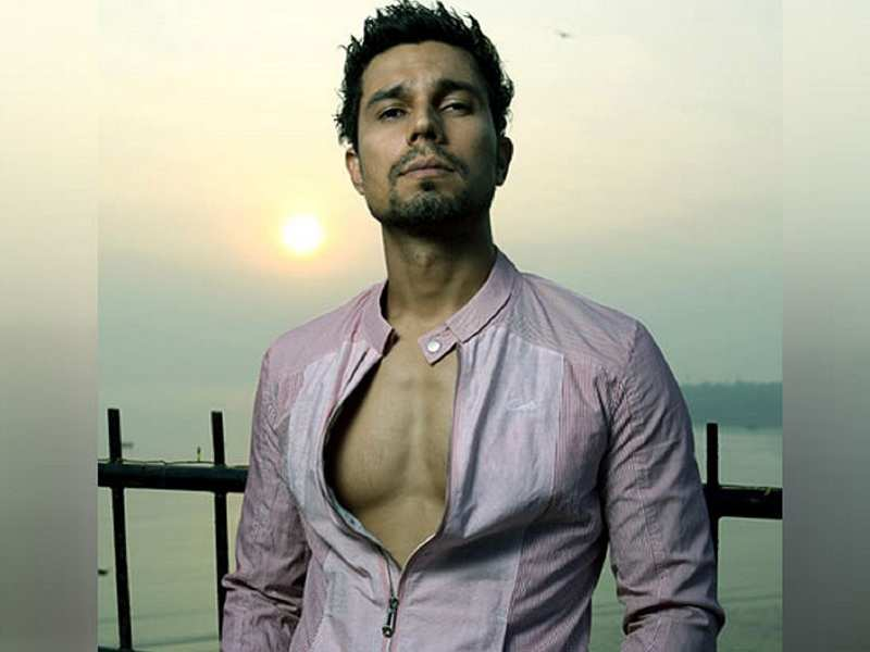 Randeep Hooda on returning to work: Was dying to express myself as an actor    Hindi Movie News - Times of India