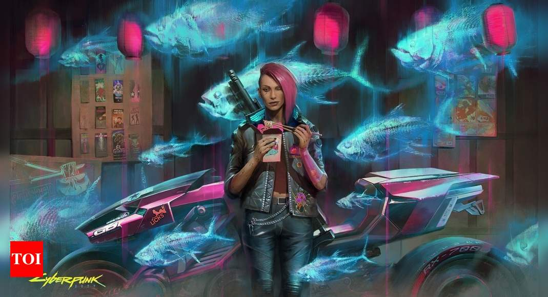 Cyberpunk 2077 creates records: Most concurrent viewers for any single player game ever on Twitch and mor - Times of India