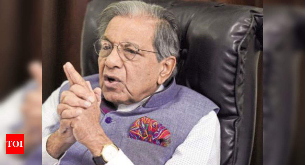 Need to revisit seventh schedule of Constitution: N K Singh – Times of India