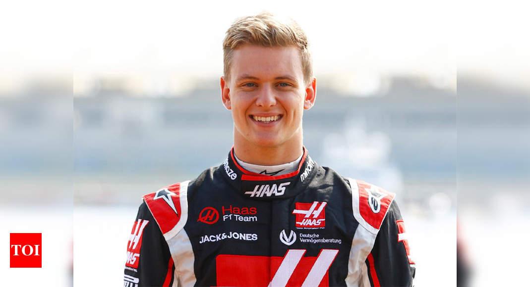 Haas 'honoured' as Mick Schumacher makes F1 practice debut ...