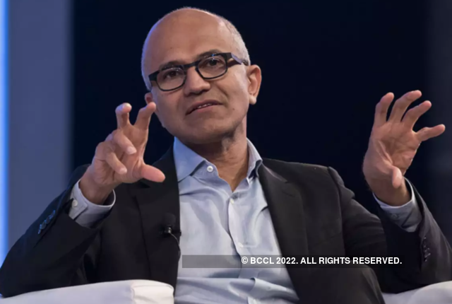 Tech key to exploring new frontiers of economic recovery: Satya Nadella
