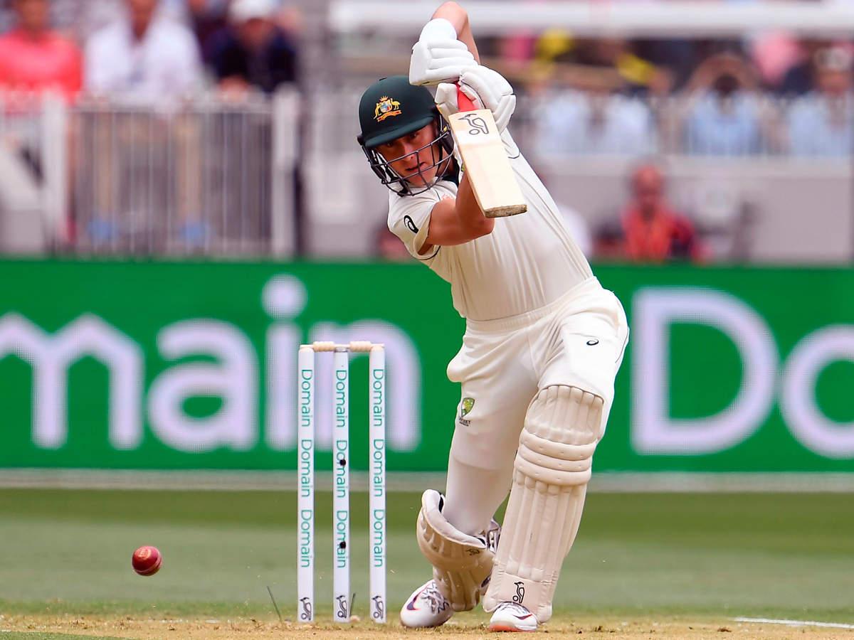 India Vs Australia India Vs Australia Adaptor Marnus Labuschagne Ready To Face The Ball Cricket News Times Of India