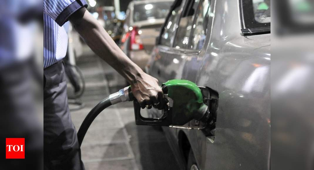 Fuel demand climbs for third straight month in November – Times of India