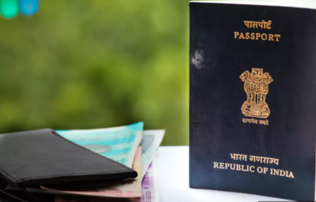 Can I renew my passport online in India?