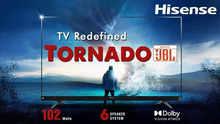 Hisense A73 Tornado  65 inch LED Ultra HD 4K Smart,  TV