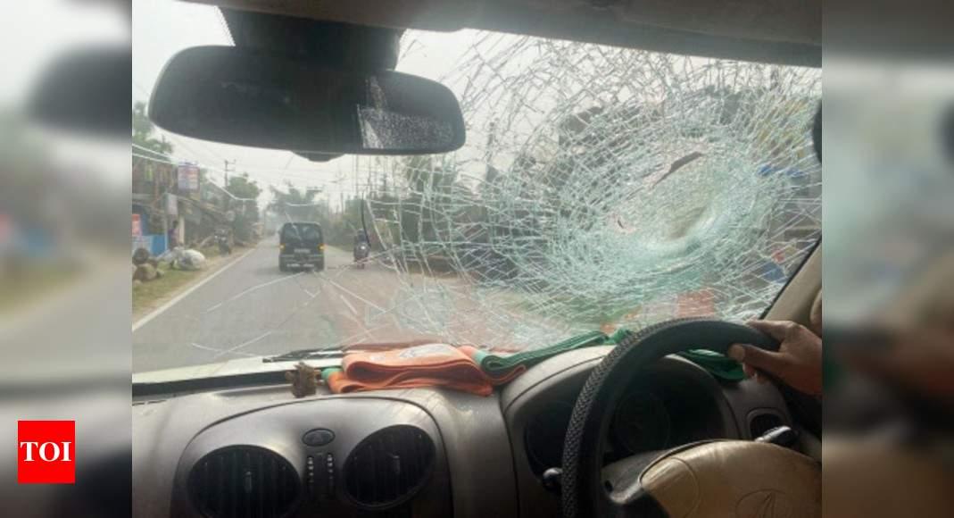 Nadda convoy attack: West Bengal chief secretary, DGP ignore MHA summons   India News – Times of India