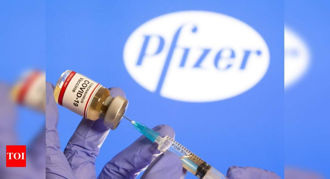 EU set to approve Pfizer Covid-19 vaccine before Christmas – Times of India