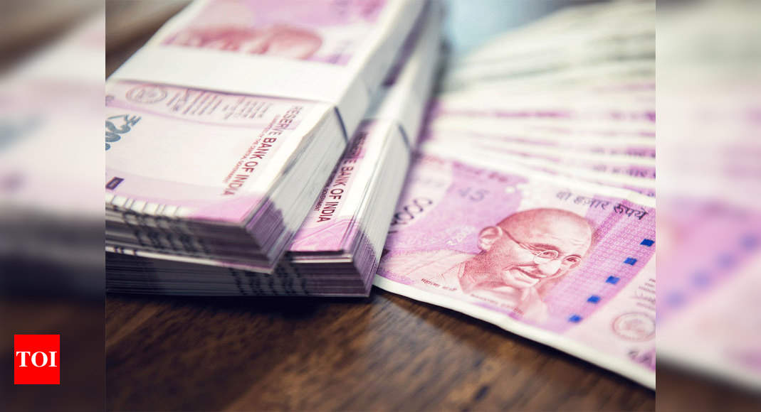 Small personal loans up 4.5 times in 2 years – Times of India
