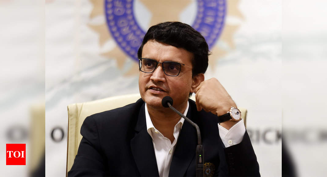 Sourav Ganguly gets Rs 1.5 crore service tax relief – Times of India