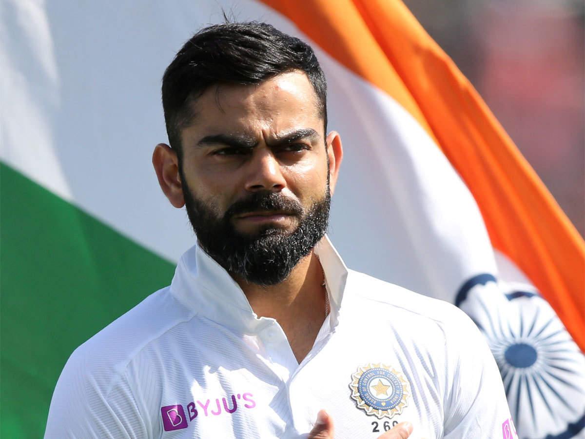 Virat Kohli: I am representation of new India   Cricket News - Times of  India