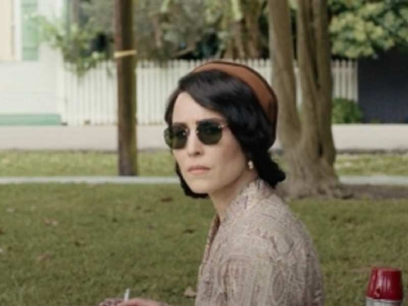 Noomi Rapace on her time in Romania for 'The Secrets We Keep'