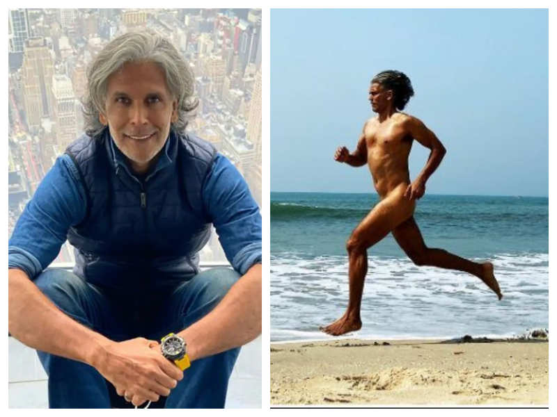 Milind Soman has THIS to say about drawing flak on his nude picture on Instagram