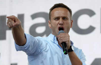 Putin says if Russian Federation had poisoned Navalny he would be dead