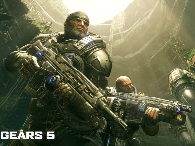 Gears 5: What your PC needs to run the action shooter