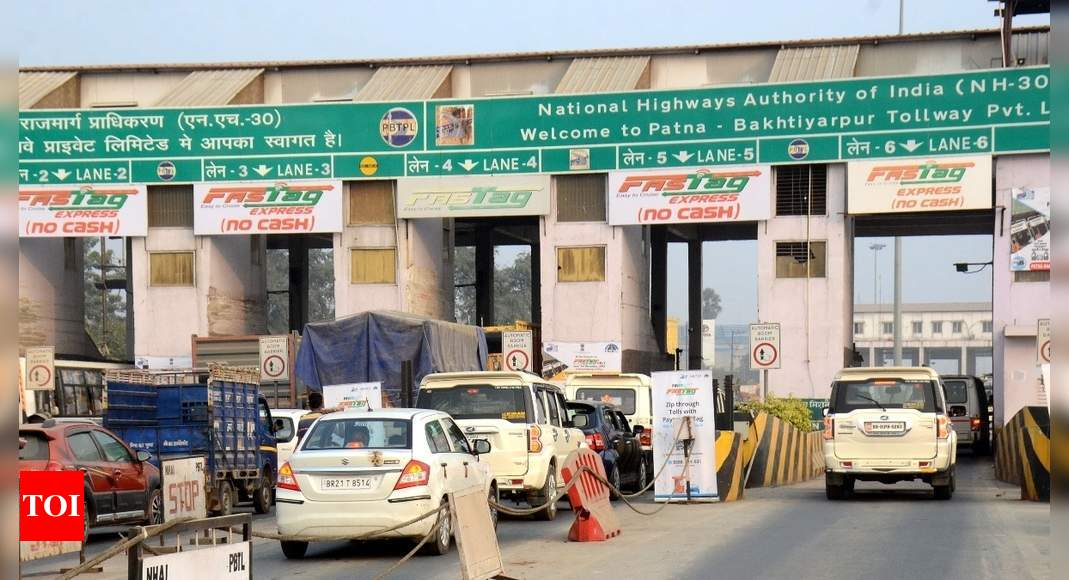 India to be tollbooth-free in 2 years: Nitin Gadkari – Times of India