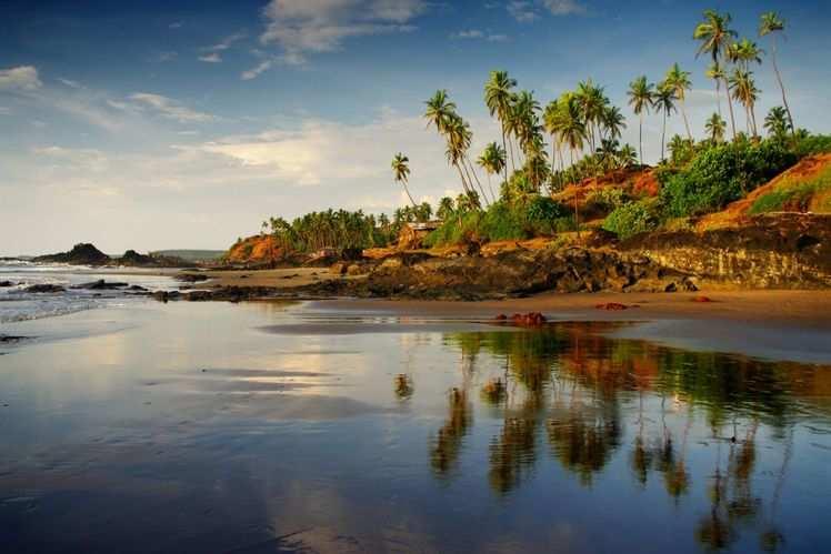 India Goa Beach Pictures