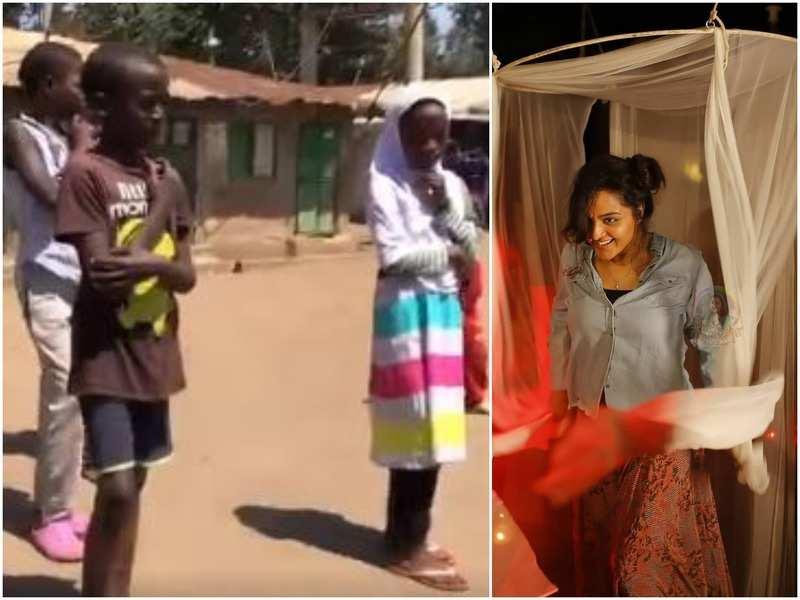 Manju Warrier's Kim Kim song has some Kenyan fans