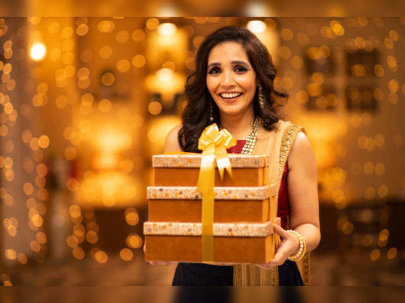 Organic hampers, immunity-boosters, massages:Wedding gifting takes on a new meaning