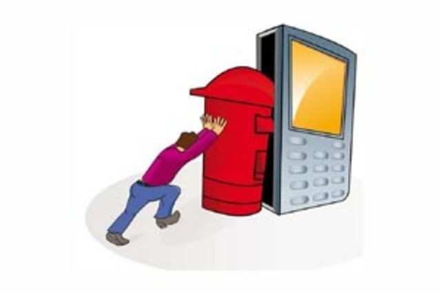 The government has asked telecom service providers to bar Nokia's proposed pushmail service.