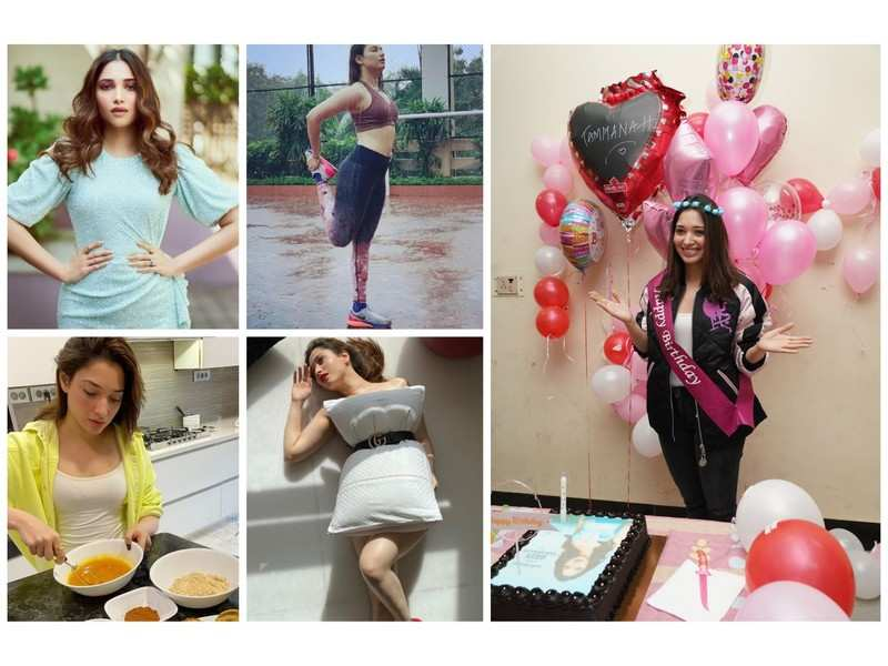 Happy Birthday Tamannaah: Five ways in which the actress aced 2020