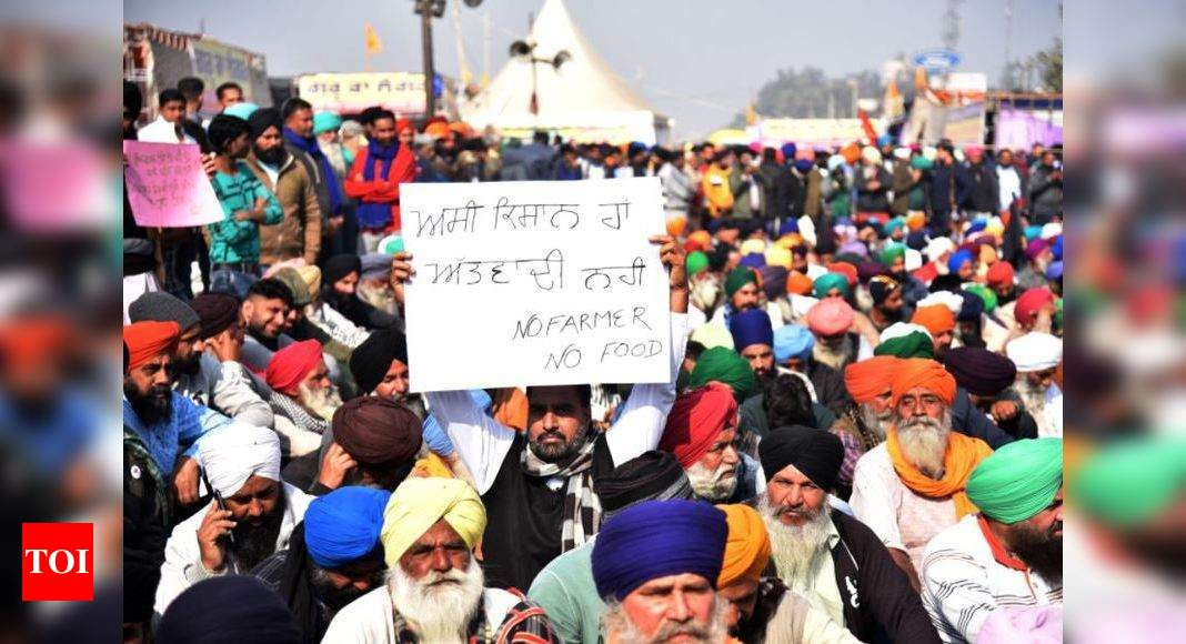 Centre asking questions over foreign donations: Farmer union