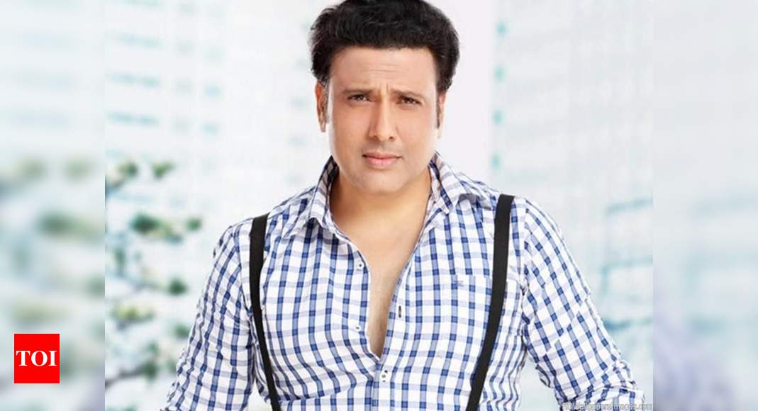 Happy birthday Govinda: Throwback when the actor had signed 70 films at the same times - Times of India