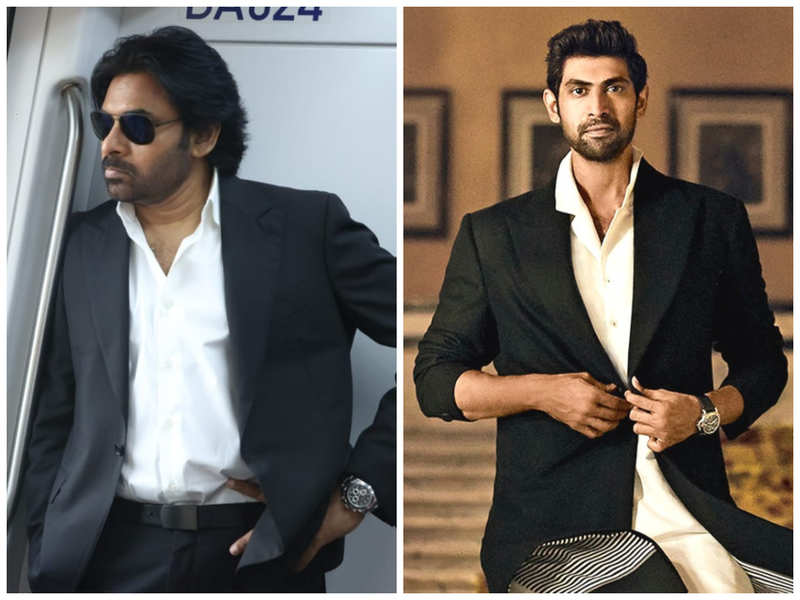Rana Daggubati excited about working with Pawan Kalyan for the Telugu remake of Ayyappanum Koshiyum