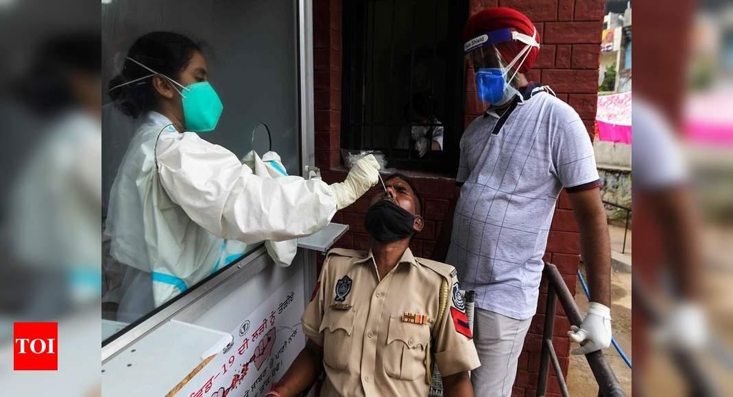 घबराई सरकार, घबराने की जरूरत नहीं: ब्रिटेन में नए कोरोनवायरस वायरस पर हर्षवर्धन |  इंडिया न्यूज़ – टाइम्स ऑफ़ इंडिया