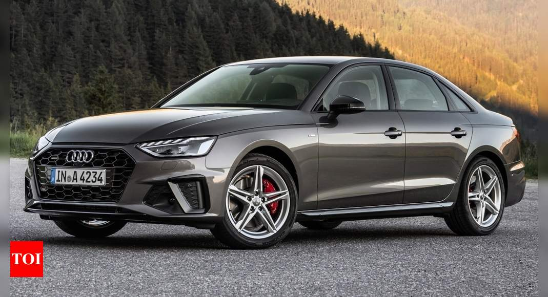 Audi A4 Bookings: 2021 Audi A4 bookings commence in India   – Times of India