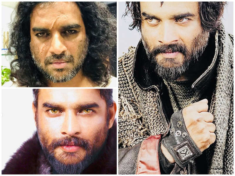 Actor Madhavan shares stunning looks of the roles that got away