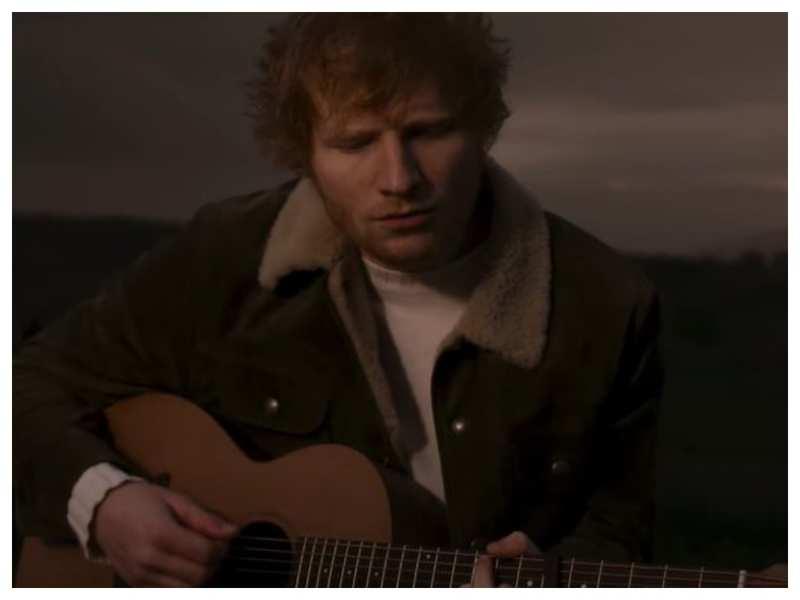 Pic: Ed Sheeran Instagram