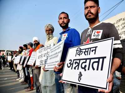 Ready to restart talks but govt must stop defaming protests: Farmers