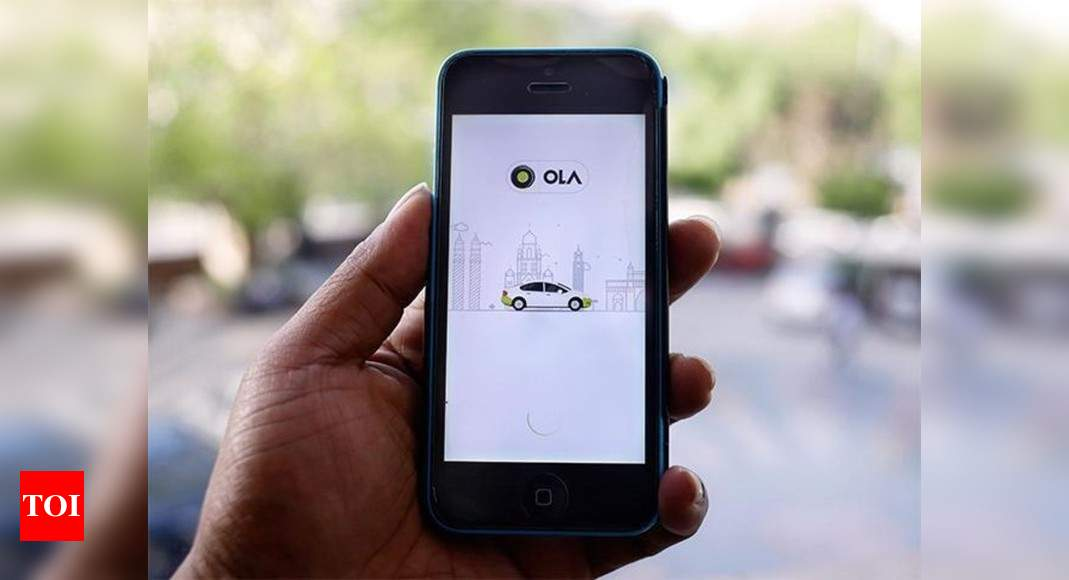 Ola scouting for sites in India, Europe to build network of charging stations: Report – Times of India