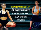 Stair workout: 8 bodyweight exercises you can do on stairs