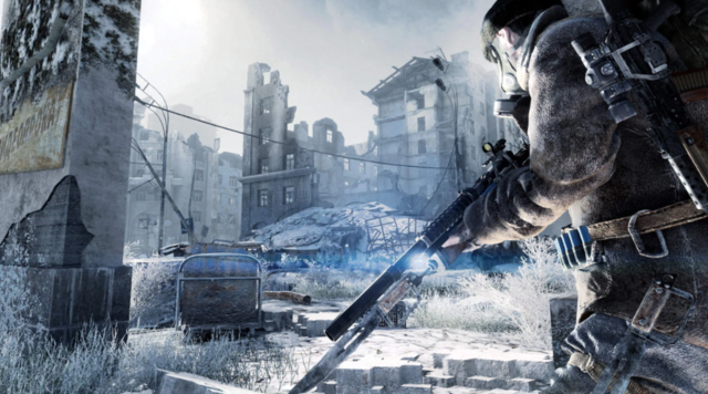 Epic Games Holiday sale: Metro 2033 Redux is free for limited time