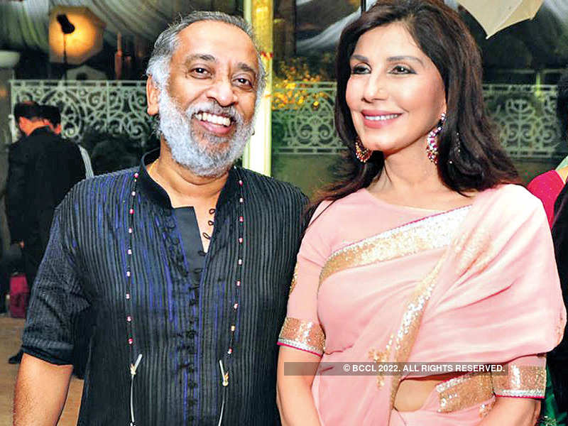 Dilip and Devi Cherian's annual Christmas brunch is one of the much-anticipated celebrations in Delhi