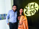 Foodies of Chennai attended the launch of a cafe